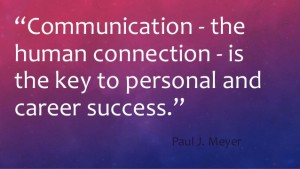 Paul Meyer Communication 2